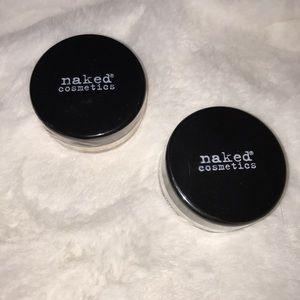 Naked Cosmetics HD Finishing Powder